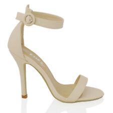 Zapatos Tacones de aguja de mujer de piel