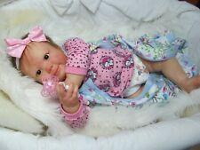 Reborn Reallife Baby June Awake 7 Month Realborn Toddler Rebornbaby ninisingen