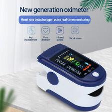 Pulse OXIMETER Fingertip Oxygen Saturation Monitor Finger Lung Blood Oxygen