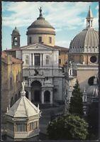 AD5840 Bergamo - Piazza del Duomo - Cartolina postale - Postcard