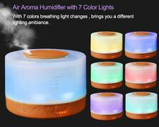 LED Ultrasonic Air Humidifier Essential Oil Aroma Diffuser Aromatherapy for Home