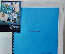 Joan Thomasson Needlepoint Dreamkeeper's Box complete kit