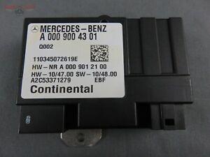 A0009004301 Mercedes Benz C350 C Class Gas Fuel Pump Control Module OEM 11 20