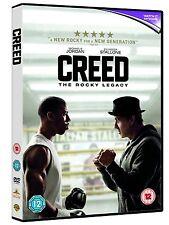 Creed - Sylvester Stallone - Michael B. Jordan - Brand New DVD - 5051892195591