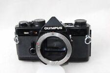 (6609) Olympus OM-2 Film Camera Black Body from JAPAN, [Parts/Repair] *AS-IS*