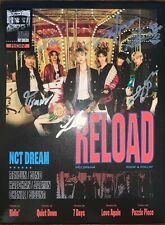 NCT Dream [Reload] Autographed Signed Promo Album
