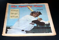 THE SPORTING NEWS COMPLETE NEWSPAPER JULY 25 1971 TONY OLIVA