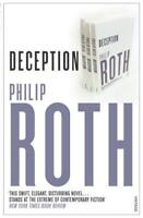 Deception by Philip Roth | Paperback Book | 9780099801900 | NEW