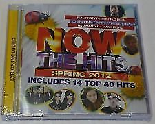 Now the hits Spring 2012  Cd