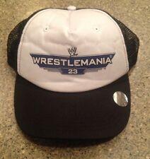 WWE Wrestlemania 23 Vintage Snap Back Hat Authentic Nwot New WWF Wrestling