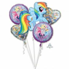 My Little Pony Friendship Adventures Balloon Bouquet Decoration Birthday Party