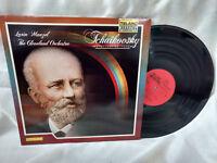 Lorin Maazel LP Tchaikovsky: Symphony No 4 in F Audiophile Gatefold NM/VG++