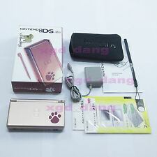 New Nintendog Nintendo DS Lite console System Raw Rose+gifts