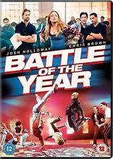 Battle of the Year (2014) Josh Holloway, Chris Brown NEW & SEALED UK R2 DVD