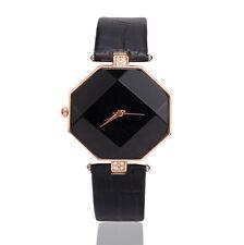 New Fashion Women Waterproof Watch Lady Leather Band Analog Quartz Wrist Watch