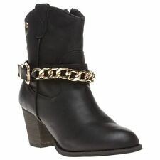 Xti Synthetic Ankle Boots for Women