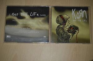 Korn – Got The Life. ESK41371 CD-Single promo