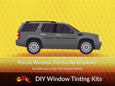 TINTGIANT PRECUT FRONT DOORS WINDOW TINT FOR CADILLAC ESCALADE 99-00