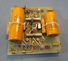 Icore Acurex Corporation +5V & -10V Power Supply Board ASSY 12856 Bd 12857-D-01