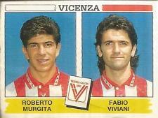 [AJA] FIGURINA CALCIATORI PANINI 1994/95 VICENZA MURGITA-VIVIANI
