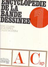 Encyclopédie de la Bande Dessinée. Tomes 1 et 2. SERG
