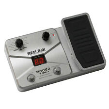 Mooer BEM Box  Bass Guitar Multi Effects Processor with Expression Pedal