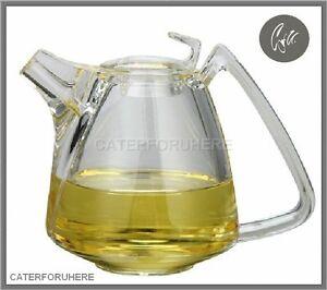 ACRYLIC PLASTIC CLEAR OIL VINEGAR & DRESSING JUG POURER DRIZZLER KITCHEN CATERIN