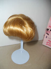 OLD STORE STOCK BELL TINY TOT LIGHT COPPER DOLL WIG UNUSED