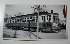 USA829 MILWAUKEE ELECTRIC RAILWAY & LIGHT Co - TROLLEY No548 PHOTO Wisconsin USA
