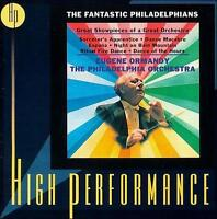 *NEW/SEALED* Fantastic Philadelphians Eugene Ormandy High Performance CD 1999