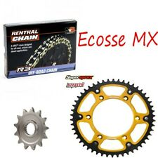 1998-2003 Supersprox Stealth 520 Chain and Sprocket Set for Yamaha YZF R1