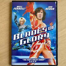 NEW - BLADES OF GLORY - Comedy Film DVD - Will Ferrell & Jon Heder - Region 2