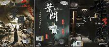 Ip Man  ( 1 , 2 , 3 ) English Sub _ 3 Movie DVD _ Collection _ Donnie Yen