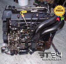 Motor 2.8 JTD FIAT DUCATO PEUGEOT BOXER 2005 87TKM KOMPLETT