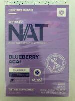 Pruvit Keto OS Nat Blueberry Acai 5, 10 & 20 Packs FREE SHIPPING