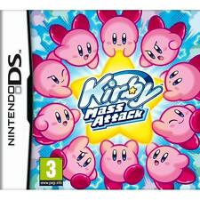 Kirby: Mass Attack (Nintendo DS, 2011)
