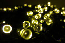 1000LED 75M WARM WHITE CHASING CHRISTMAS FAIRY LIGHTS WITH 8 FUNCTIONS & MEMORY
