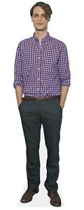 Matthew Gray Gubler Life Size Celebrity Cardboard Cutout Standee