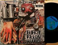Frank Zappa Mothers Invention Burnt Weeny Sandwich LP Bizarre RS 6370 1st Press