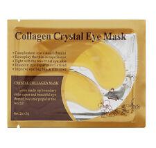 5 Pairs Gold Collagen Bio Crystal Mask Facial Eye Neck & Lip Anti Ageing Mask ND