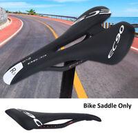 Sillín Asiento Saddle de Montaña Carretera Bicicleta Fibra Carbono Ultra-ligero
