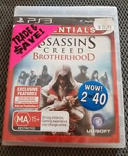 Assassin's Creed Brotherhood PS3 brand new and sealed Free Postage
