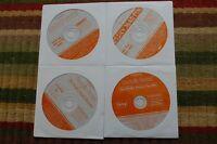 4 CDG DISCS KARAOKE LOT COLLECTION - SOUTH PARK,SWING,BROADWAY CD+G MUSIC