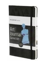 "Moleskine Passion Journal Art Journal Large Hard Cover 5"" x 8.25"" New HBW1"