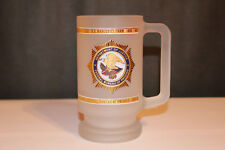 DOJ Federal Bureau Of Prisons Beer Mug FMC Lexington KY