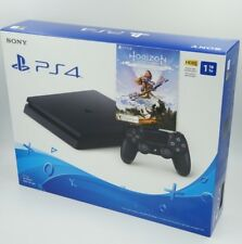 SONY PlayStation 4 PS4 Slim 1TB Horizon Zero Dawn Complete Game Bundle