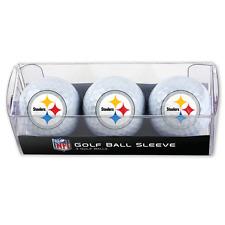 Pittsburgh Steelers Golf Balls 3 Pack