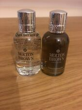 Molton Brown Coco & Sandalwood BodyWash, Tobacco Absolute Bath & Shower 50ml New