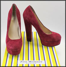 Wittner Suede Block Heels for Women