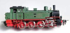 Modelleisenbahnen aus Gusseisen für Gleichstrom mit den Herstellungsjahren 1910-1944